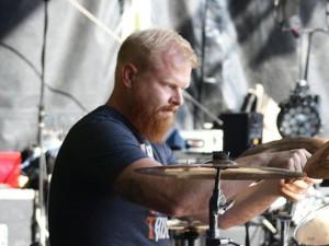 Christian Heilig - Drums Foto: metalraport